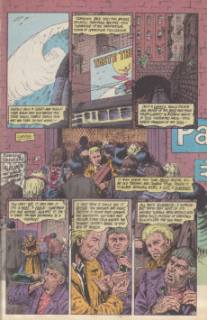 Extrait de Hellblazer (DC comics - 1988) -AN01- The Bloody Saint