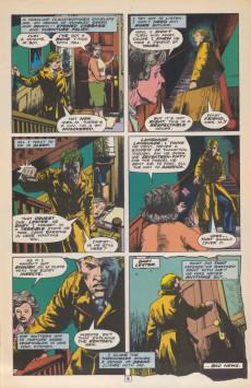 Extrait de Hellblazer (DC comics - 1988) -1- Hunger