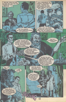Extrait de Hellblazer (DC comics - 1988) -23- Larger than life