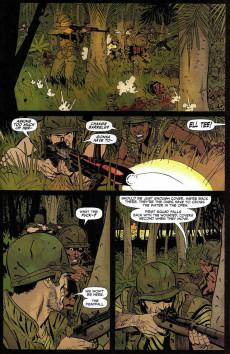 Extrait de Punisher: The Platoon (2017) -5- Deadfall