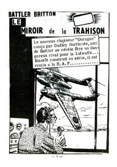 Extrait de Battler Britton -85- Le miroir de la trahison