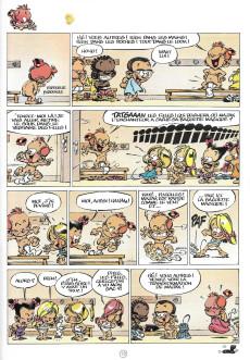 Extrait de Le petit Spirou -9a2006- C'est pas de ton âge!
