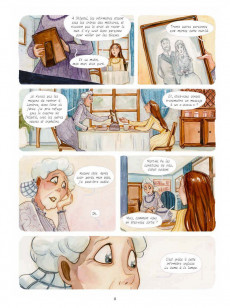 Extrait de Les enquêtes d'Enola Holmes -5- L'énigme du message perdu