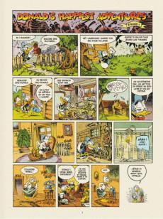 Extrait de Mickey (collection Disney / Glénat) -7- Donald's Happiest Adventures - À la recherche du bonheur