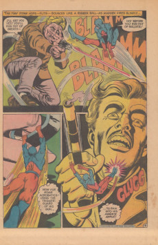 Extrait de Atom and Hawkman (The) (1962) -41- REturn of the seven-year dead man!