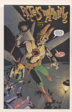 Extrait de Hawkman Vol.4 (DC comics - 2002) -28- Fate's warning part 1 of 4