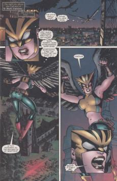 Extrait de Hawkman Vol.4 (DC comics - 2002) -50- The dead of night