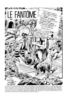 Extrait de Le fantôme (Éditions Héritage) -1- Le fantôme de Shang-Ri-La