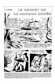 Extrait de Le fantôme (Éditions Héritage) -2- Le secret de la rançon dorée