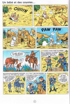 Extrait de Les tuniques Bleues -24a1993- Baby blue