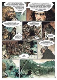 Extrait de Neandertal -1a2012- Le cristal de chasse