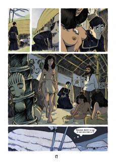 Extrait de Esclaves de l'île de Pâques