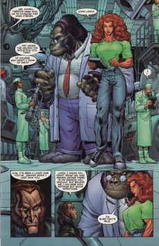 Extrait de Gen13/Monkeyman and O'Brien (1998) -1- Gen13/ Monkeyman & O'Brien #1 of 2