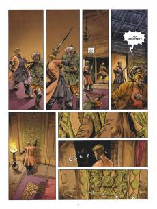 Extrait de L'odyssée de Fei Wong -2- Les seigneurs de la nuit