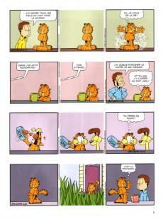 Extrait de Garfield -66- Chat-Zam