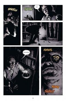 Extrait de Joe Golem, détective de l'occulte -1- Le Chasseur de rats & Sous l'eau, les morts