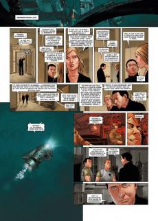 Extrait de Deepwater Prison -INT- Intégrale