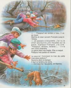 Extrait de Martine -41- Martine, la nuit de noël