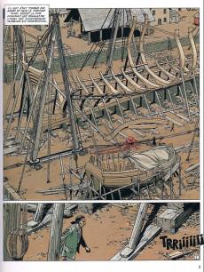 Extrait de L'Épervier (Pellerin) -2b2009- Le rocher du crâne