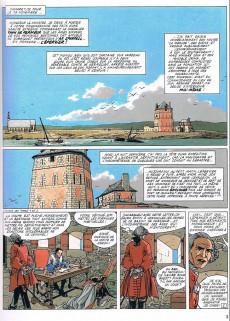 Extrait de L'Épervier (Pellerin) -3b2009- Tempête sur Brest