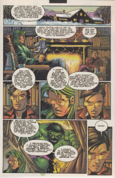 Extrait de Incredible Hulk (The) (Marvel comics - 2000) -24- Dear Betty