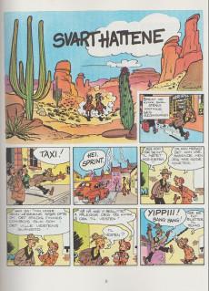 Extrait de Sprint -28- Svarthattene