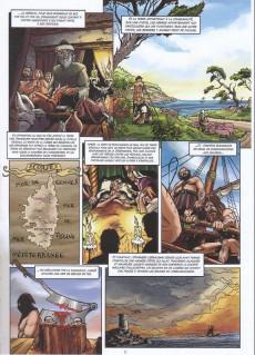 Extrait de Cette histoire qui a fait la Corse -1- Les siècles maudits