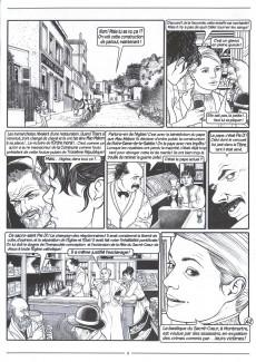 Extrait de Les passagers du vent -83- Le Sang des cerises - Livre 1 (3/4)