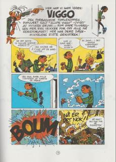 Extrait de Gaston (en norvégien) -15- Alle tiders