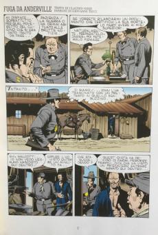 Extrait de Tex (70 anni di un mito) -19- l'inferno di Anderville / Caccia all'uomo