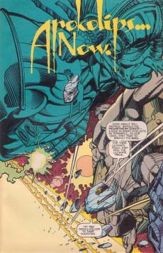 Extrait de Uncanny X-Men and the New Teen Titans (The) (1982) -1- Apokolips... Now!
