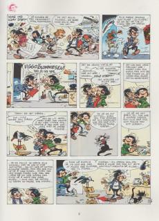 Extrait de Gaston (en norvégien) -11a86-