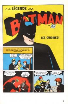 Extrait de Batman (Panini) -MBD17- Batman - Le Monde de la BD - 17