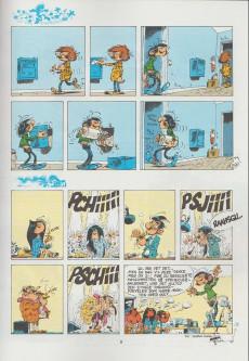 Extrait de Gaston (en norvégien) -12a90- Eller og kaos