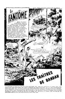 Extrait de Le fantôme (Éditions Héritage) -9- Les traîtres de Bandar