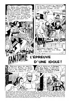 Extrait de Le fantôme (Éditions Héritage) -13- L'épreuve d'une idole!