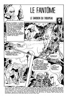 Extrait de Le fantôme (Éditions Héritage) -14- Le gardien du troupeau