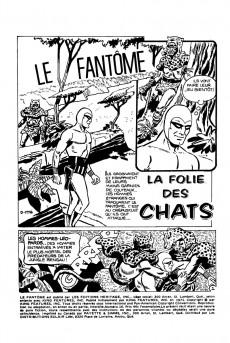 Extrait de Le fantôme (Éditions Héritage) -16- La folie des chats