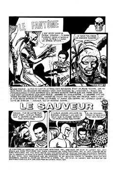 Extrait de Le fantôme (Éditions Héritage) -19- Le sauveur