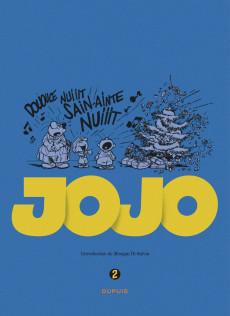 Extrait de Jojo (Geerts) -INT2- 1991 - 1998