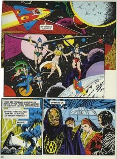 Extrait de Flash Gordon / Guy l'Éclair - Guy l'Eclair - Le livre du film