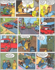 Extrait de Gil Jourdan (Tout) -4a1993- Dix aventures