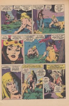 Extrait de Astonishing tales Vol.1 (Marvel - 1970) -9- The legend of the lizard men!