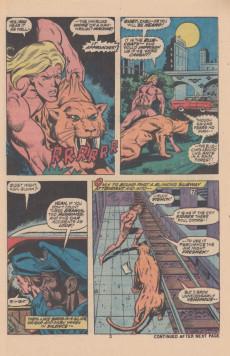 Extrait de Astonishing tales Vol.1 (Marvel - 1970) -16- To stalk a city!