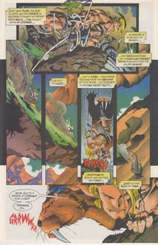 Extrait de Ka-Zar Vol.3 (Marvel comics - 1997) -1- Ka-zar: Lord of the savage land!