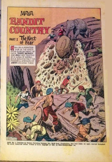 Extrait de Movie comics (Gold Key) -803- Maya