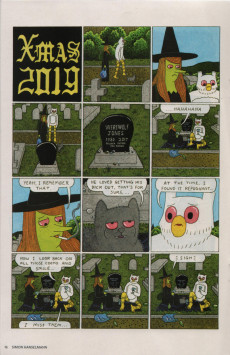 Extrait de Free Comic Book Day 2018 - World's Greatest Cartoonists