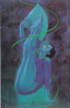 Extrait de Kabuki: Masks of Noh (1996) -2- Kabuki: Masks of Noh #2