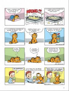 Extrait de Garfield -11b2012- Ah, le farniente !
