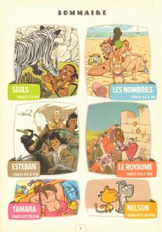 Extrait de 4 Histoires complètes du journal de Spirou - Tome 1